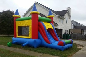 Photo #1: Bounce Zone Inflatables
