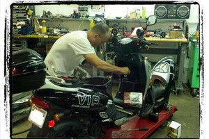 Photo #1: Scooter Repair