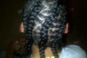 Photo #1: Holiday special $75 BRAIDS TWIST