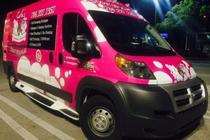 Photo #1: MOBILE DOG GROOMING/ Holiday Discounts!!