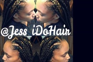 Photo #7: Neat box braids