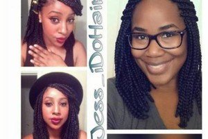 Photo #3: Neat box braids