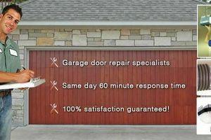 Photo #1: GARAGE DOOR REPAIR BEST PRICES!!!