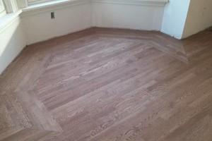 Photo #2: Hardwood floor installation