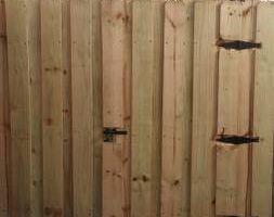 Photo #4: Individual fence work - call Joe!