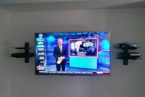 Photo #6: TV Mounting, Media Rooms, Home Theater - same day install!