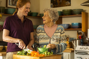 Photo #1: Senior Care - all  needs of your family members!