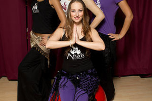 Photo #1: Anais Belly Dance Studio. Shimmy Chic Fitness
