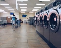 Photo #1: Laundromat
