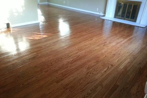 Photo #1: WOOD FLOORS REFINISHED HIGHEST QUALITY/LOWEST PRICES