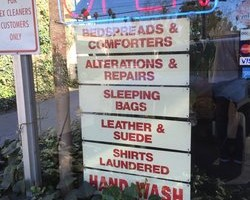Photo #1: Rex Cleaners