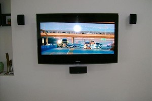Photo #1: Superior Home Theater Installations