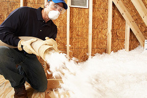 Photo #1: SDI Insulation: Spray Foam, Blown Insulation
