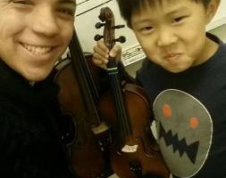 Photo #3: Violin lessons for 20$ an hour