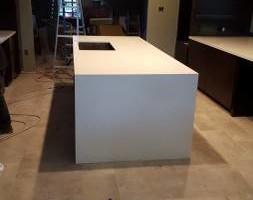 Photo #16: AG Granite fabrication & installation $16 sqft