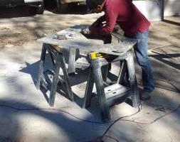 Photo #15: AG Granite fabrication & installation $16 sqft