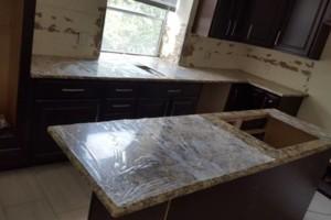 Photo #3: AG Granite fabrication & installation $16 sqft