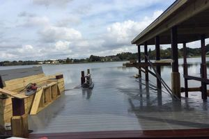 Photo #1: Deck and Dock Power Washing