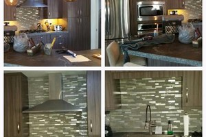 Photo #1: Kitchen and bathroom remodeling experts