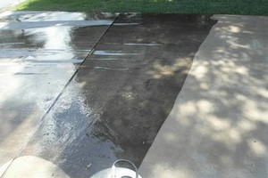 Photo #1: Pressure washing services
