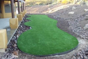 Photo #1: Artificial Grass and Putting greens