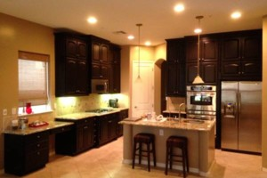 Photo #13: CABINET REFINISHING - Vibrant Painting. Licensed - Bonded - Insured