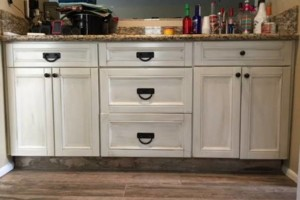 Photo #12: CABINET REFINISHING - Vibrant Painting. Licensed - Bonded - Insured