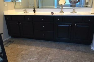 Photo #10: CABINET REFINISHING - Vibrant Painting. Licensed - Bonded - Insured