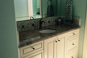 Photo #8: CABINET REFINISHING - Vibrant Painting. Licensed - Bonded - Insured