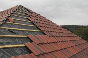 Photo #1: Dubon Roofing. Roof Repair & Roof Installation