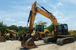 Photo #7: Excavator Service, Dirt Work, Utilities, Pads, Ponds, Clearing