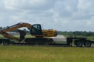 Photo #6: Excavator Service, Dirt Work, Utilities, Pads, Ponds, Clearing