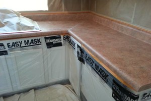 Photo #5: COUNTERTOPS REFINISHED AND MORE
