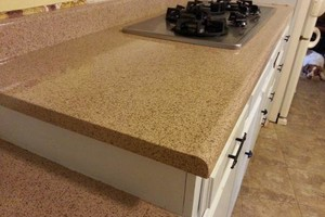Photo #2: COUNTERTOPS REFINISHED AND MORE