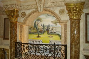 Photo #14: Beauty Your Home or Business. Customized Mural