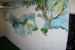 Photo #13: Beauty Your Home or Business. Customized Mural