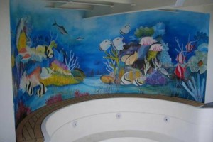 Photo #8: Beauty Your Home or Business. Customized Mural