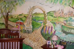 Photo #1: Beauty Your Home or Business. Customized Mural