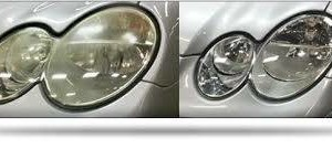 Photo #3: Professional Headlight Restoration. Get the best deal!