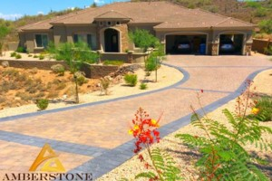 Photo #6: Amerstone Hardscaping Landscape Design - Pavers, Turf, Concrete, Fire Pits, Block