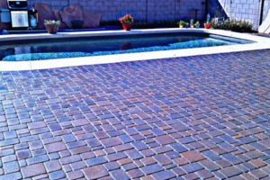 Photo #9: Amerstone Hardscaping Landscape Design - Pavers, Turf, Concrete, Fire Pits, Block