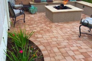 Photo #13: Amerstone Hardscaping Landscape Design - Pavers, Turf, Concrete, Fire Pits, Block