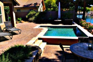 Photo #16: Amerstone Hardscaping Landscape Design - Pavers, Turf, Concrete, Fire Pits, Block