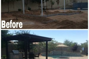 Photo #22: Amerstone Hardscaping Landscape Design - Pavers, Turf, Concrete, Fire Pits, Block