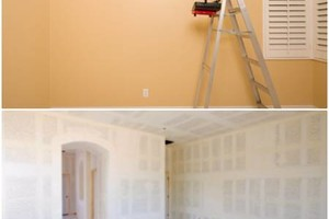 Photo #3: Interior / Exterior Painting, Sheetrock, Insulation