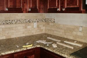 Photo #19: BACKSPLASH TILE SPECIALIZE IN GLASS MOSAIC & NATURAL STONE