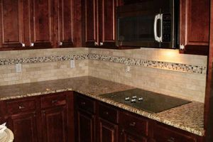 Photo #16: BACKSPLASH TILE SPECIALIZE IN GLASS MOSAIC & NATURAL STONE