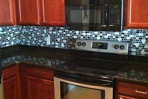 Photo #15: BACKSPLASH TILE SPECIALIZE IN GLASS MOSAIC & NATURAL STONE