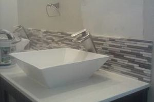 Photo #14: BACKSPLASH TILE SPECIALIZE IN GLASS MOSAIC & NATURAL STONE