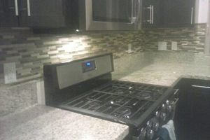 Photo #9: BACKSPLASH TILE SPECIALIZE IN GLASS MOSAIC & NATURAL STONE